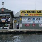 Bay Park Fishing Station