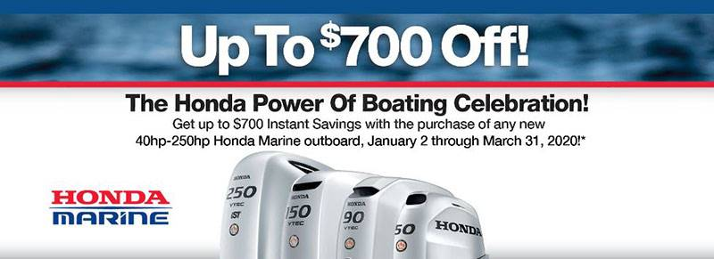 Honda Power of Boating